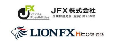 JFXとヒロセ通商
